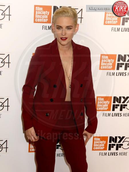 Kristen Stewart - New York - 03-10-2016 - Cosa hanno in comune Scarlett Johansson e Cristina Parodi?