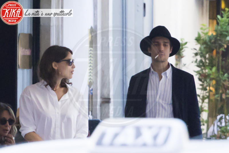 Louis Garrel, Laetitia Casta - Roma - 04-10-2016 - Estate 2019: i vip turisti abituali in Italia