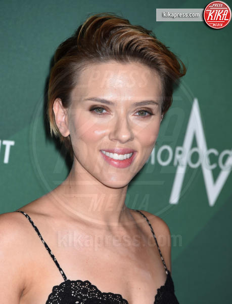 Scarlett Johansson - Beverly Hills - 14-10-2016 - Wes Anderson is back: arriva il film d'animazione Isle of Dogs