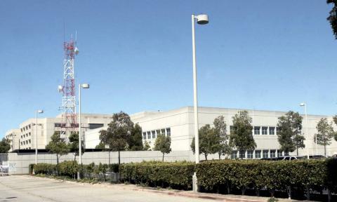 Il carcere di Lynwood - Los Angeles - 04-06-2007 - PARIS HILTON E' ENTRATA IN CARCERE