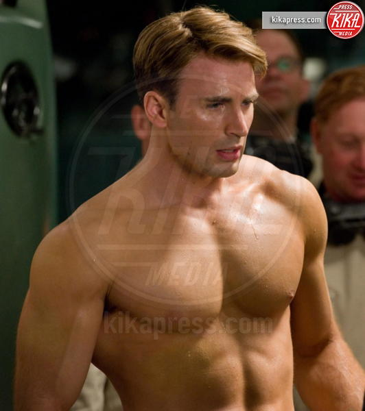 Chris Evans - Los Angeles - 28-06-2011 - Chris Evans conferma: