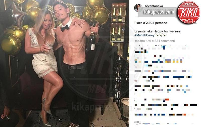 Bryan Tanaka, Mariah Carey - 01-12-2016 - Anelli di fidanzamento delle star: qual è il vostro preferito?