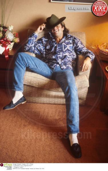 George Michael - Londra - 01-01-2085 - George Michael: l'incredibile villa costruita con la Nasa