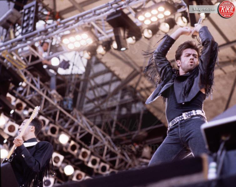 George Michael - Londra - 28-06-1986 - George Michael: l'incredibile villa costruita con la Nasa