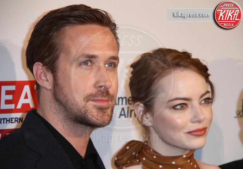 Emma Stone, Ryan Gosling - Los Angeles - 07-01-2017 - Ryan Gosling: Migliore attore in una commedia o in un musical