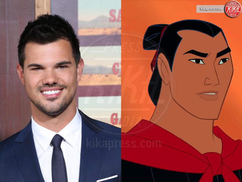 Mulan, Taylor Lautner - Hollywood - 13-01-2017 - I Principi Azzurri dei cartoni Disney? Esistono! Eccoli qui...