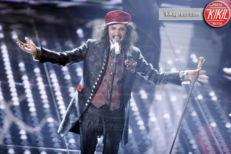 Tommaso Pini - Sanremo - 09-02-2017 -  Sanremo 2017: show di Mika nella serata delle Cover