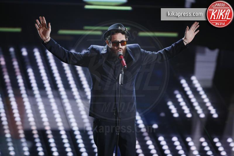 Maldestro - Sanremo - 09-02-2017 -  Sanremo 2017: show di Mika nella serata delle Cover