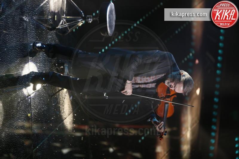 Mauro Pagani - Sanremo - 09-02-2017 -  Sanremo 2017: show di Mika nella serata delle Cover