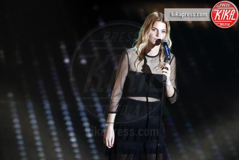 Chiara Galiazzo - Sanremo - 09-02-2017 -  Sanremo 2017: show di Mika nella serata delle Cover