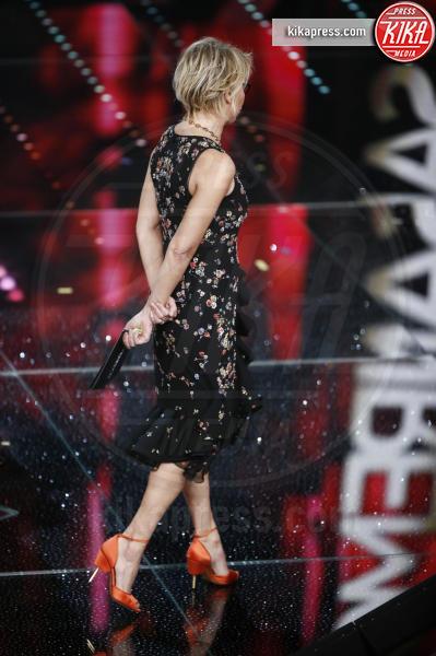 Maria De Filippi - Sanremo - 09-02-2017 -  Sanremo 2017: show di Mika nella serata delle Cover