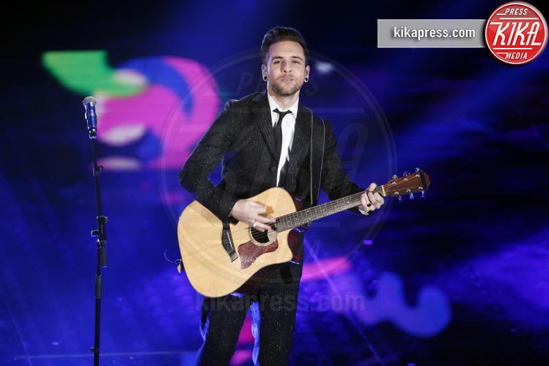 Alessio Bernabei - Sanremo - 09-02-2017 -  Sanremo 2017: show di Mika nella serata delle Cover