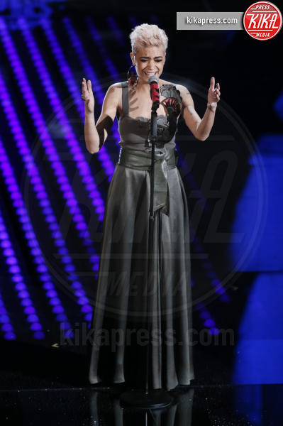 Elodie - Sanremo - 09-02-2017 -  Sanremo 2017: show di Mika nella serata delle Cover