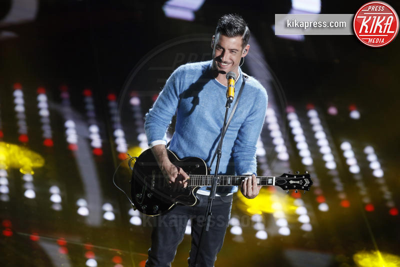 Francesco Gabbani - Sanremo - 09-02-2017 -  Sanremo 2017: show di Mika nella serata delle Cover