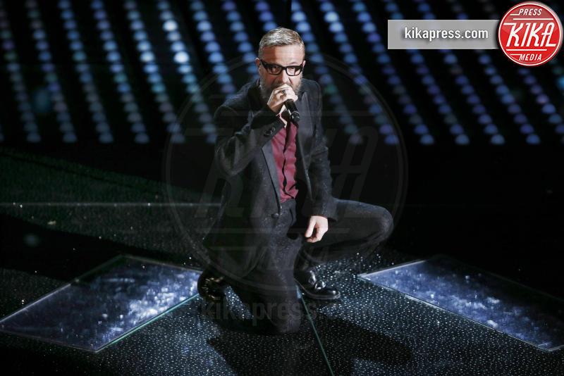Marco Masini - Sanremo - 09-02-2017 -  Sanremo 2017: show di Mika nella serata delle Cover