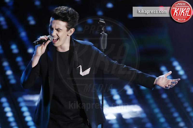 Michele Bravi - Sanremo - 10-02-2017 -  Sanremo 2017: show di Mika nella serata delle Cover