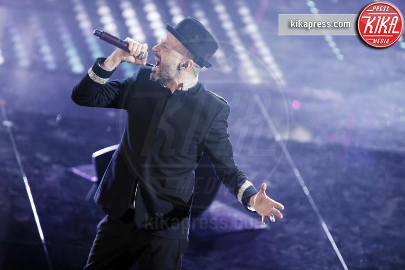 Samuel Umberto Romano - Sanremo - 09-02-2017 -  Sanremo 2017: show di Mika nella serata delle Cover