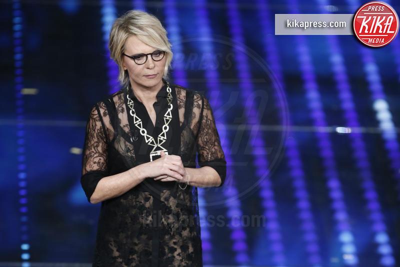 Maria De Filippi - Sanremo - 10-02-2017 -  Sanremo 2017: show di Mika nella serata delle Cover