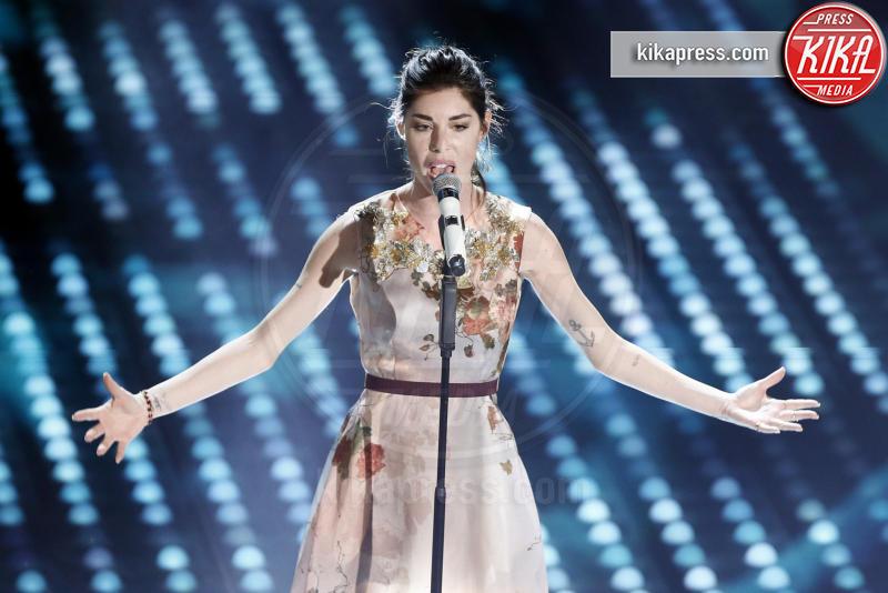 Bianca Atzei - Sanremo - 10-02-2017 -  Sanremo 2017: show di Mika nella serata delle Cover