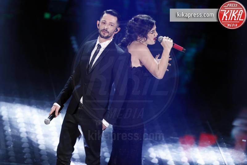 Alice Paba, Nesli - Sanremo - 10-02-2017 -  Sanremo 2017: show di Mika nella serata delle Cover