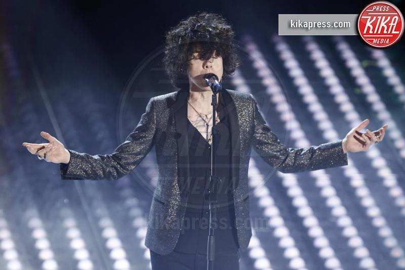 LP Laura Pergolizzi - Sanremo - 10-02-2017 -  Sanremo 2017: show di Mika nella serata delle Cover