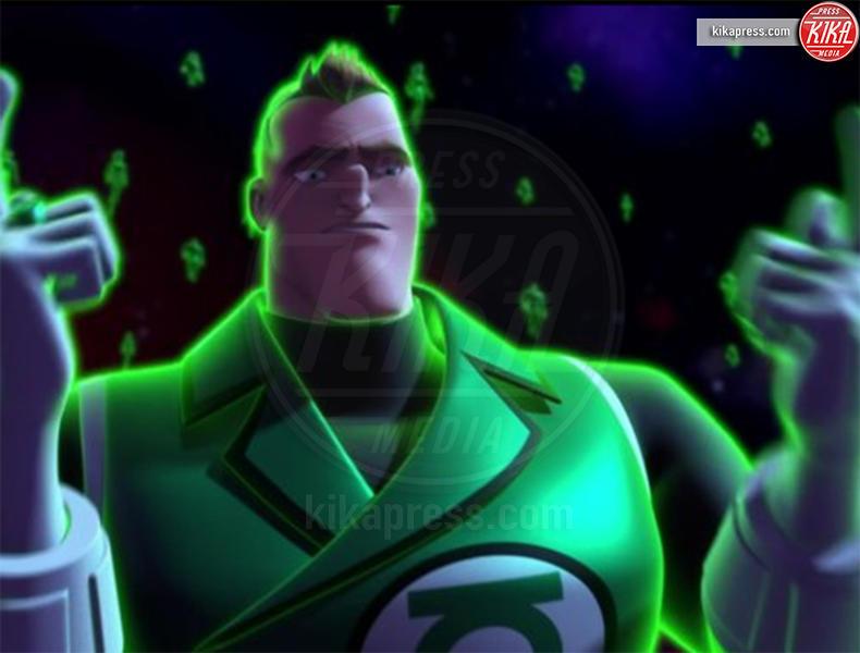 Green Lantern - Los Angeles - I film sui supereroi che non sono mai usciti al cinema