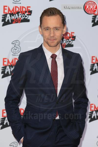 Tom Hiddleston - Londra - 19-03-2017 - Madonna & Co., le star rifiutate ai provini