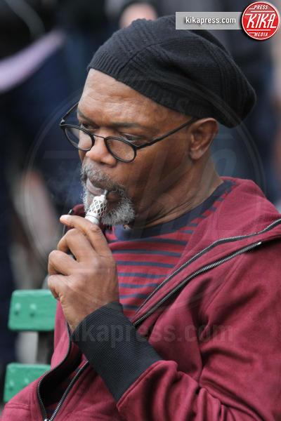 Samuel L. Jackson - New York - 28-03-2017 - Adios tabacco, le star preferiscono il vapore acqueo