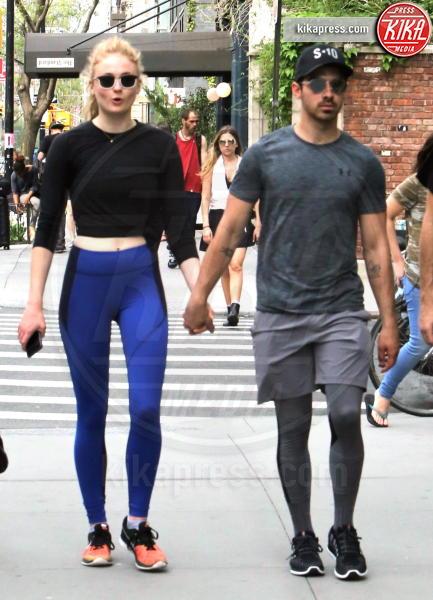 Sophie Turner, Joe Jonas - New York - 29-04-2017 - Sophie Turner e Joe Jonas sposi a Las Vegas: le foto
