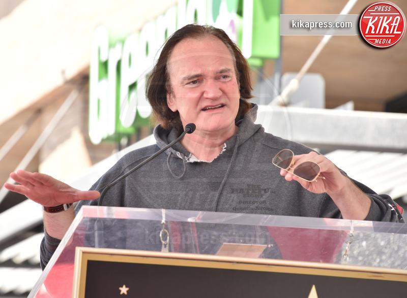 Quentin Tarantino - Hollywood - 04-05-2017 - Quentin Tarantino, nuovo film sulla Famiglia Manson