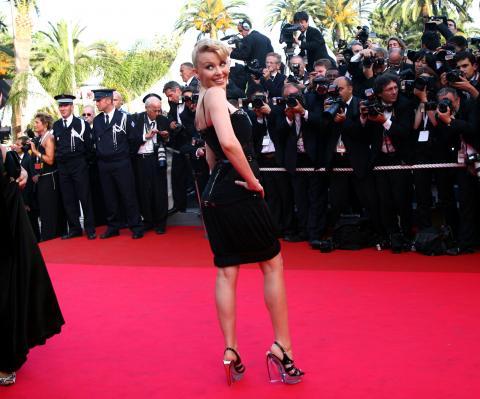 Kylie Minogue - Cannes - 24-05-2007 - Kylie Minogue: gli uomini mi hanno stufata