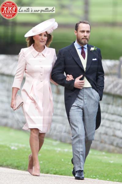 James Middleton, Carole Middleton - Englefield - 20-05-2017 - Kate e Pippa Middleton come non le avete mai viste