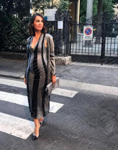 Caterina Balivo - Milano - 29-05-2017 - Balivo: tra i fan dei piedi e il parto c'è la promozione