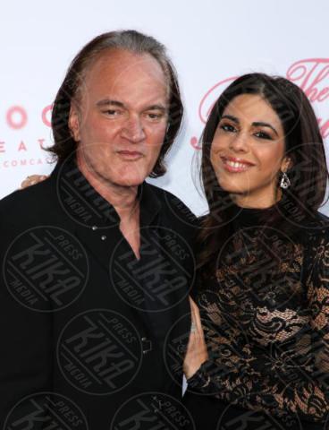 Daniela Pick, Quentin Tarantino - West Hollywood - 13-06-2017 - Quentin Tarantino, nuovo film sulla Famiglia Manson