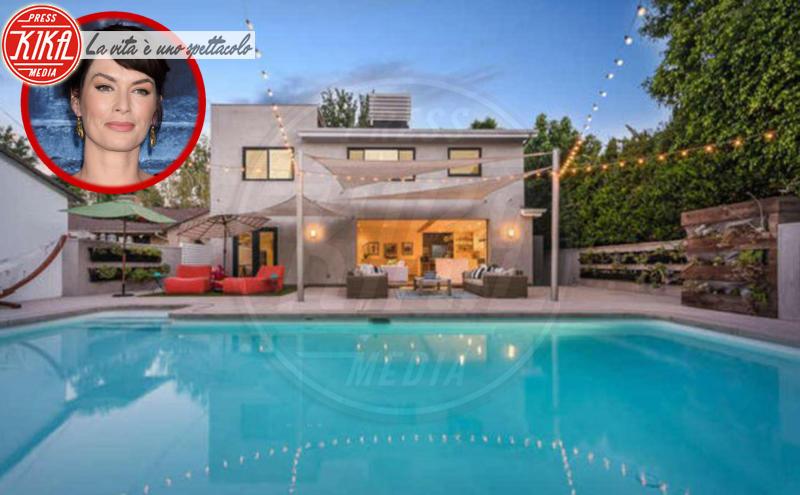 Lena Headey - Los Angeles - 26-07-2017 - Sognare non costa nulla: ecco le piscine delle star