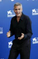 Matt Damon, Julianne Moore, George Clooney - Venezia - 02-09-2017 - George Clooney e il regalo da 14 milioni di dollari