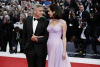 Amal Alamuddin, George Clooney - Venezia - 02-09-2017 - George Clooney e il regalo da 14 milioni di dollari