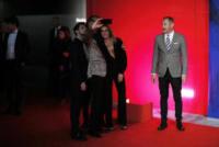 Giacomo Ferrara, Alessandro Borghi, Claudia Gerini - Venezia - 03-09-2017 - Venezia 74: il red carpet di Suburra