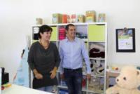 Ecobaby Store Cordenons, Sara Mandalà, Davide Coral - Pordenone - 08-09-2017 - Azzurra, incinta di tre mesi, assunta in un negozio per bambini