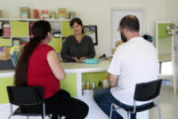 Ecobaby Store Cordenons, Sara Mandalà - Pordenone - 08-09-2017 - Azzurra, incinta di tre mesi, assunta in un negozio per bambini