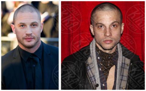 Logan Marshall Green, Tom Hardy - Los Angeles - 18-10-2017 - Maeve o Harley Quinn? Quando le star sembrano clonate