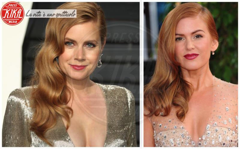 Isla Fisher, Amy Adams - Los Angeles - 18-10-2017 - Maeve o Harley Quinn? Quando le star sembrano clonate
