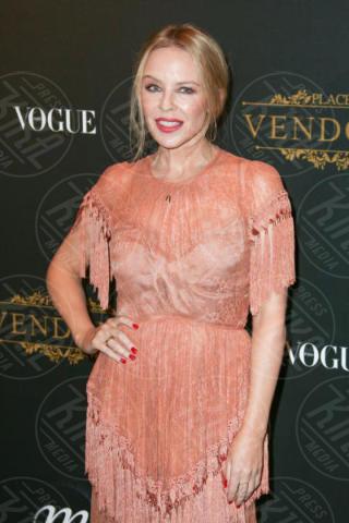 Kylie Minogue - Parigi - 01-10-2017 - Kylie Minogue: