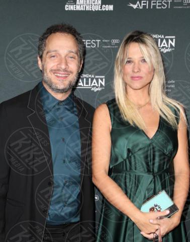 Francesca Barra, Claudio Santamaria - Hollywood - 17-11-2017 - Festival di Sanremo: arriva l'ospite inatteso dell'anno