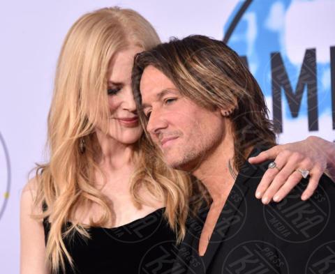 Keith Urban, Nicole Kidman - Los Angeles - 19-11-2017 - Le star che non sapevate avvessero perdonato i tradimenti