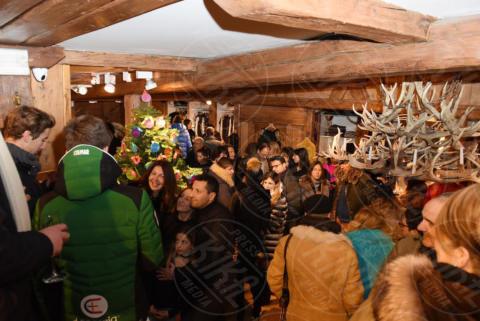 festa Alberta Ferretti - Cortina - 09-12-2017 - Festa Alberta Ferretti, sulla neve c'è... Gianluca Vacchi!