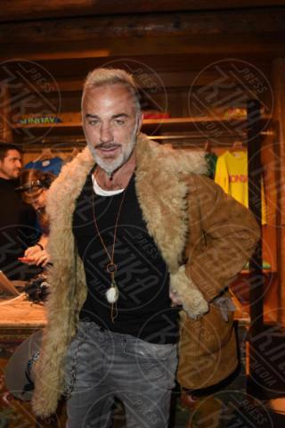 Gianluca Vacchi - Cortina - 09-12-2017 - Festa Alberta Ferretti, sulla neve c'è... Gianluca Vacchi!