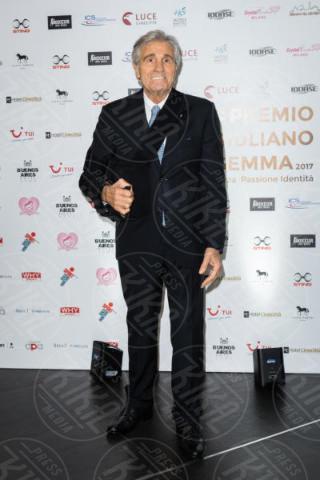 Nino Benvenuti - Roma - 15-12-2017 - Premi Gemma, Ronn Moss e Devin Devasquez si rubano la scena
