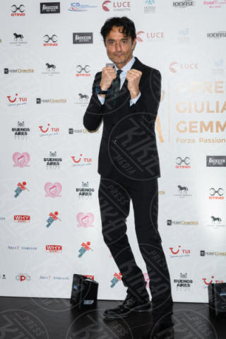 Giulio Base - Roma - 15-12-2017 - Premi Gemma, Ronn Moss e Devin Devasquez si rubano la scena