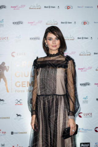Anna Safroncik - Roma - 15-12-2017 - Premi Gemma, Ronn Moss e Devin Devasquez si rubano la scena